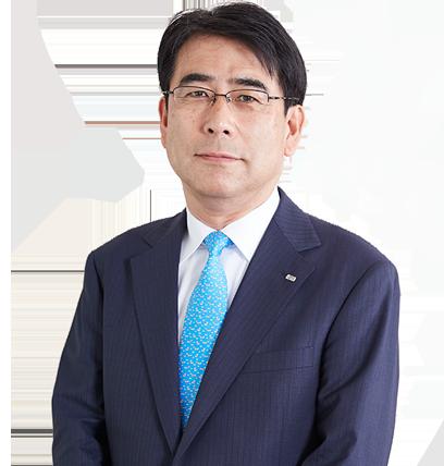 代表取締役社長 井上 樹彦